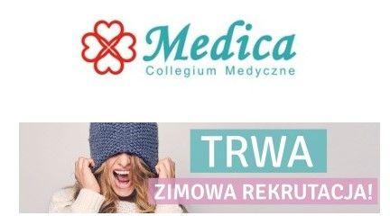 Trwa rekrutacja zimowa w Collegium Medycznym Medica